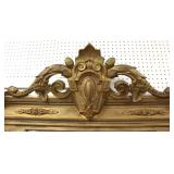 BEAUTIFUL ANTIQUE Over the Mantle Mirror  Auction Estimate $300-$600 – Located Inside