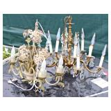 Selection of Chandeliers  Auction Estimate $20-$100 – Located Inside