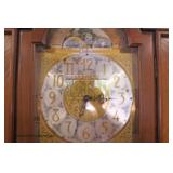 Howard Miller Contemporary 5 Tube Grandfather Clock  Auction Estimate $100-$300 – Located Inside