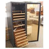 "NEW ""Koolatron"" Elite Series Dual Zone Wine Cellar  Auction Estimate $300-$600 – Located Inside"