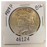 Selection of U.S. Morgan Silver Dollars  Auction Estimate $20-$50 each – Located Inside