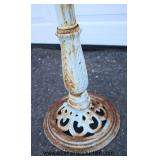 PAIR of Cast Iron Outdoor Garden Spheres  Auction Estimate $50-$200 – Located Out Front