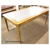 NEW Farm Style Kitchen Table  Auction Estimate $100-$300 – Located Inside