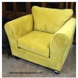 NEW Upholstered Club Chair  Auction Estimate $100-$300 – Located Inside