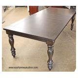 NEW Turn Leg Dining Room Table in the Country Farm House Style  Auction Estimate $100-$300 – Locate