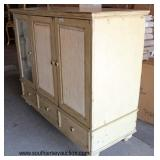 Large Decorator Cabinet  Auction Estimate 4100-$200 – Located Dock