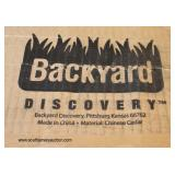 NEW Kids Back Yard Discovery Set  Auction Estimate $100-$600 – Located Field
