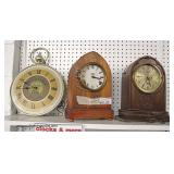 Selection of Clocks including Mantle, Advertising and others  Auction Estimate $20-$100 – Located I