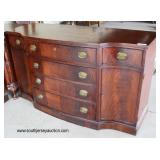 One of Several Mahogany Sideboards   Auction Estimate $100-$300 – Located Dock