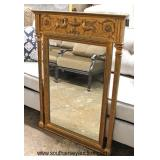 One of Several Fancy Decorator Mirrors   Auction Estimate $50-$200 – Located Inside