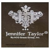 "NEW ""Jennifer Taylor by ACG Green Group, Inc."" Upholstered Sofa"