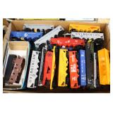 "Box Lots of ""Lionel"" Trains and Accessories"