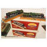 Memories of Steam Evening Star Limited Edition Trains with Boxes