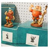 """Classic Walt Disney Snow White and the Seven Dwarfs Collection""  Seven Drarfs with Original Boxes"