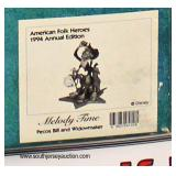 Disney American Folk Heroes 1994 Annual Edition, Melody Time  Pecos Bill and Widow Maker