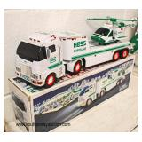 Collection of Hess Trucks in Original Boxes