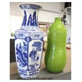 Selection of Asian Pottery Vases