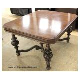 9 Piece Walnut 2 Tone Depression Dining Room Set  Auction Estimate $300-$600 – Located Inside