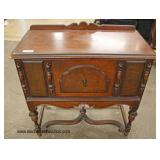 10 Walnut Depression Dining Room Set  Auction Estimate $300-$600– Located Inside