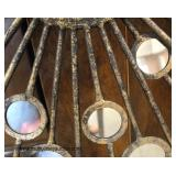 Large Selection of decorator Mirrors including: Uttermost, Bassett Mirror Company and others  Aucti