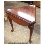 "Selection of ""Pennsylvania House Furniture"" SOLID Cherry Queen Anne Tables  Auction Estimate $50-$1"