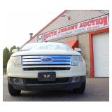 2008 Ford Edge SEL 4 Door Automatic, Cruise, Tilt , AC,  Double Moon Roofs, Flip Down Seats, Spare T