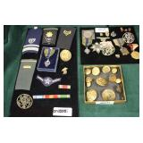 Selection of German Medals  Auction Estimate $100-$500 – Located Glassware