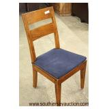 """5 Piece """"Crate & Barrel"""" Mahogany Finish Breakfast Table and 4 Chairs  Auction Estimate $400-$600 –"""
