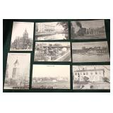 Collection of Ohio VINTAGE Post Cards  Auction Estimate $10-$50 – Located Glassware