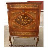 Mahogany French Style Inlaid and Banded Abattant  Auction Estimate $100-$300 – Located Inside