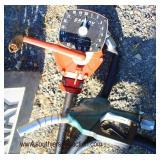 """Gasboy Counter Lansdale, Pa William M. Wilson's Sons Inc."" Model 12300 Gas Pump  Auction Estimate"