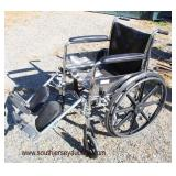 Wheel Chair  Auction Estimate $20-$50 – Located Field