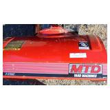 """""""MTD Yard Machine"""" 5/22 2-Stage Tecumseh Products 22"""" Snow Blower  Auction Estimate $100-$400 – Lo"""