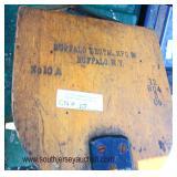 """Buffalo Dental Mfg. Co. No. 10A""  Auction Estimate $20-$100 – Located Field"