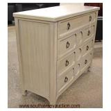 NEW Decorator Contemporary 4 Drawer Chest  Auction Estimate $100-$300 – Located Inside