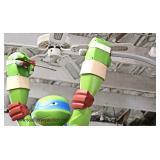"COOL ""Leonardo"" Teenage Mutant Ninja Turtle with Shell Back Storage (approximately 4' High)  Auctio"