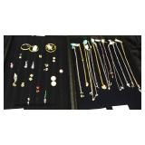 Large Selection of Marked 925 Silver Necklaces, Earrings, and Charms  Auction Estimate $30-$80 – Lo