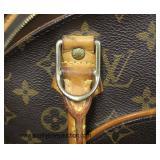 """Authentic """"Louis Vuitton"""" Ellipse Monogram SD 0040 """"Bowler"""" Purse  Auction Estimate $500-$1000 – Lo"""