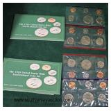 """The 1993 United States Mint Uncirculated Coin Set with """"P"""" and """"D"""" Marks  Auction Estimate $5-$10 e"""