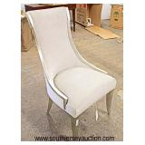 NEW Set of 4 Decorator Contemporary Upholstered Decorator Chairs  Auction Estimate $100-$400 – Loca