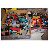"""Selection of Box Lots of """"Hot Wheels"""" and """"Match Box"""" Cars and others  Auction Estimate $10-$50 eac"""