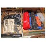 """Box Lots of """"Lionel"""" Trains and Accessories  Auction Estimate $20-$50 – Located Glassware"""