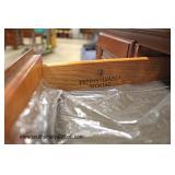 "SOLID Cherry ""Pennsylvania House Furniture"" Queen Anne 2 Door 2 Drawer Flip Top Server  Auction Est"
