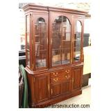 """BEAUTIFUL Solid Cherry """"Pennsylvania House Furniture"""" Queen Anne Dining Room Set with 8 Chairs and"""