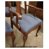 """SOLID Cherry """"Pennsylvania House Furniture"""" Queen Anne One Drawer Lamp Table  Auction Estimate $50-"""