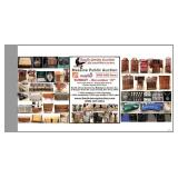 Fantastic Going Going Gone Auction Home Depot Items, Wayfair Items, Fine Furniture, Stickley Coins