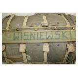 Lot 131: Late 1950's early 1960's Military Parachute possible Air America