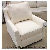 """NEW """"Birch Lane"""" Upholstered Club Chair  Auction Estimate $100-$300 – Located Inside"""