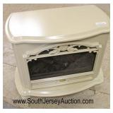 """NEW """"Dimplex"""" Electric Fireplace with Remote  Auction Estimate $100-$300 – Located Inside"""