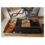 VINTAGE Semi Truck Slot Car Racetrack in Box  Auction Estimate $100-$200 – Located Glassware